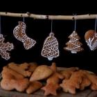 Medovníky: Slovak Spiced Honey Cookies