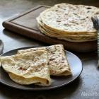 Lokše: Slovak Potato Flatbread (regular and gluten-free)