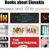 21 Books in English about Slovakia
