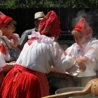 Heľpa Folk Festival: beautiful beautiful textiles