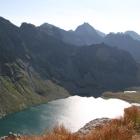 Kôprovský štít and Veľké Hincovo pleso: a jeweled lake in the grandiose High Tatras