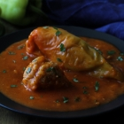 Slovak Stuffed Peppers (with cooking poems)