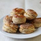 Mäkké Oškvarkové Pagáče: soft lard crackling biscuits