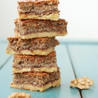 Fruit and Nut Cake Squares