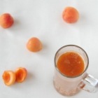 Apricot Juice Syrup