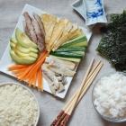 (Cauliflower) Temaki: Fast and Easy Sushi Hand Rolls